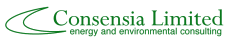 Consensia Limited - International Energy & Environmental Advisory Services
